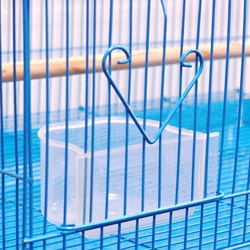 Lồng chứa sơn màu xanh
