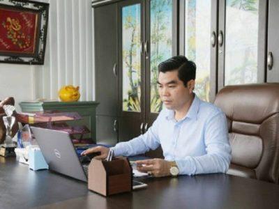 Tấm lòng nhân ái và thiện nguyện của giám đốc Công ty TNHH Inox Thái An